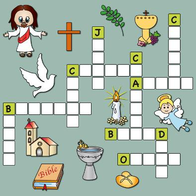 Hey there welcome to church house puzzles
