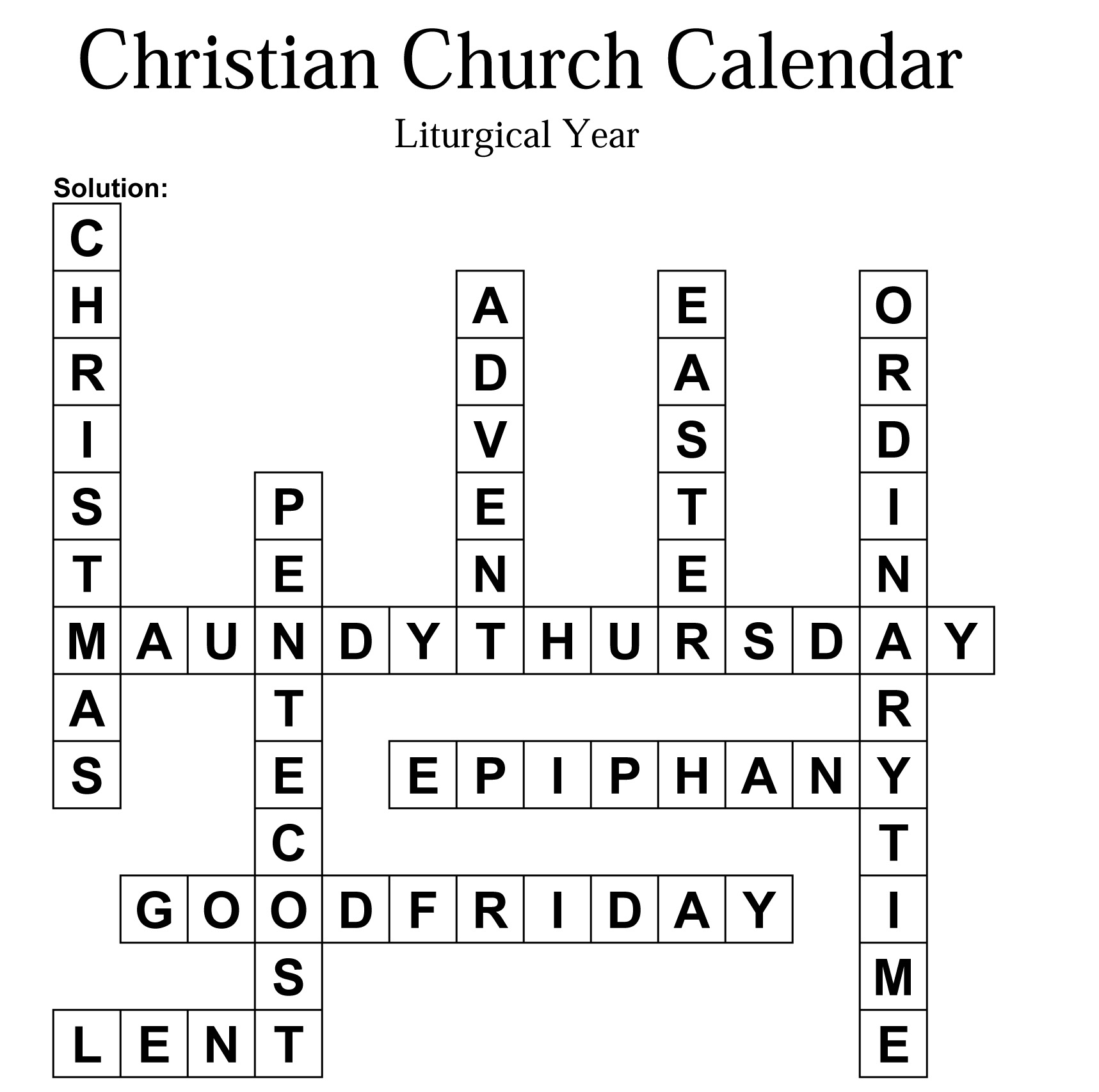 "Results for ""Church Printable Template/page/2"" – Calendar 2015 ..."